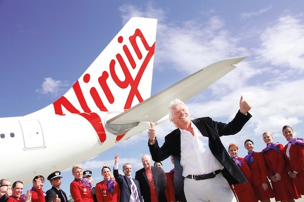 Richard-Branson-Virgin-Australia-aircraft