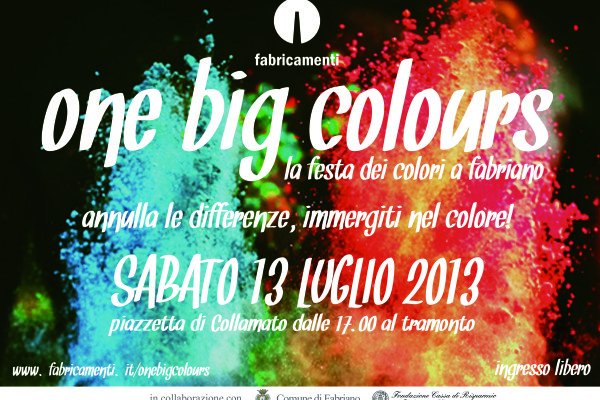 One Big Colours